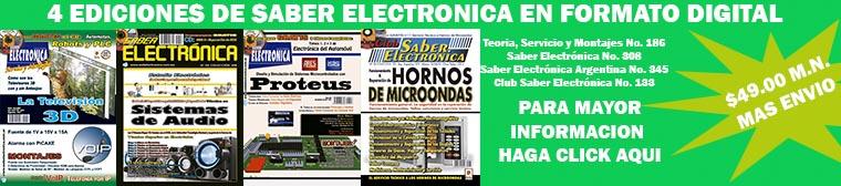 Revista Saber Electronica